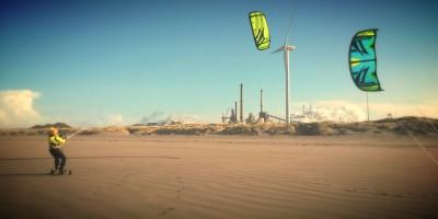 KiteLandBoard School-KiteFEEL