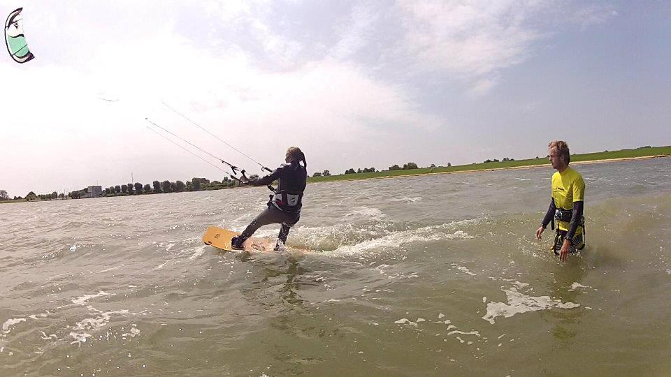 Kitesurfles Noord-Holland KiteFEEL
