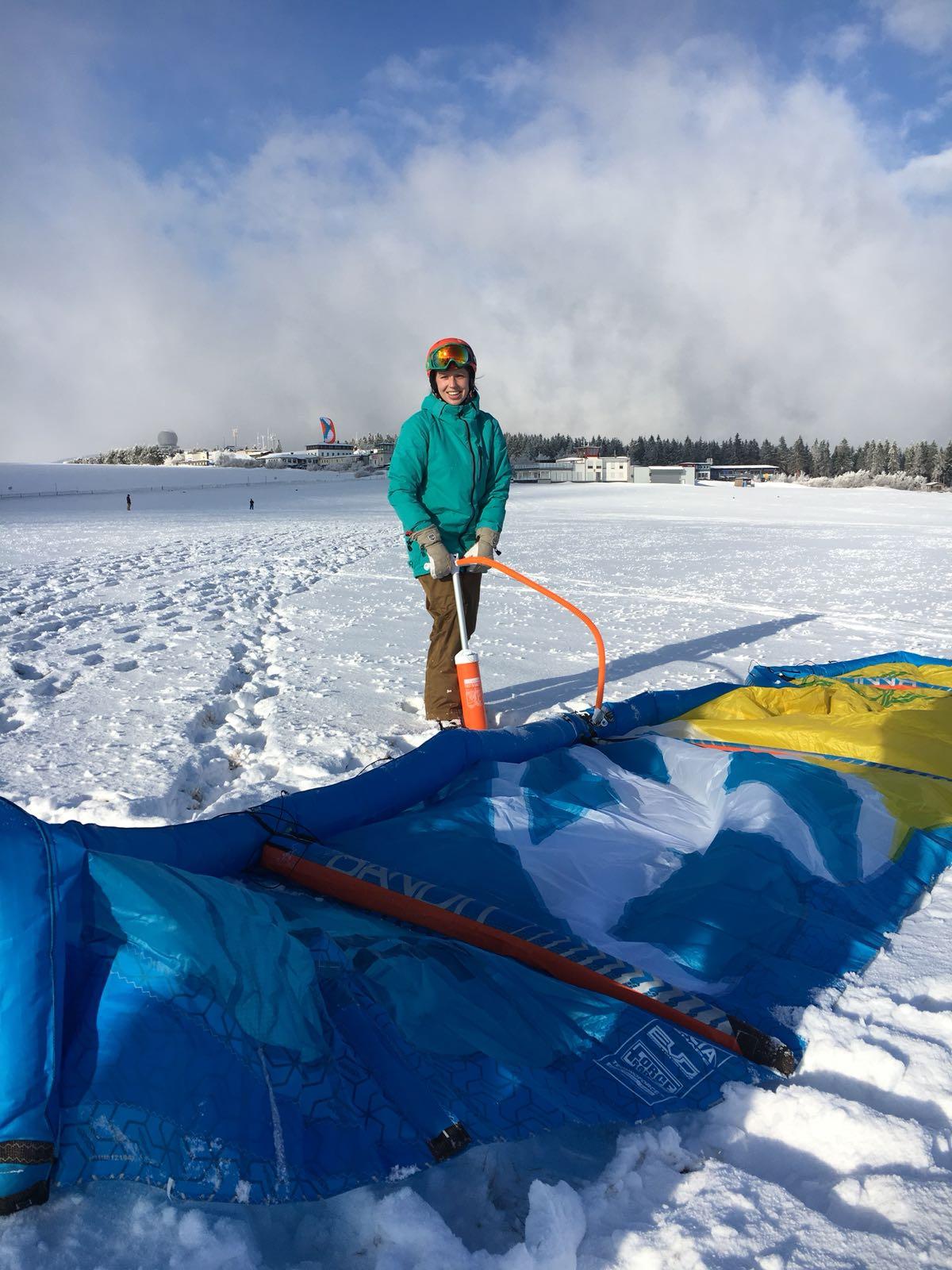 KiteFEEL-Gersfeld-snowkite