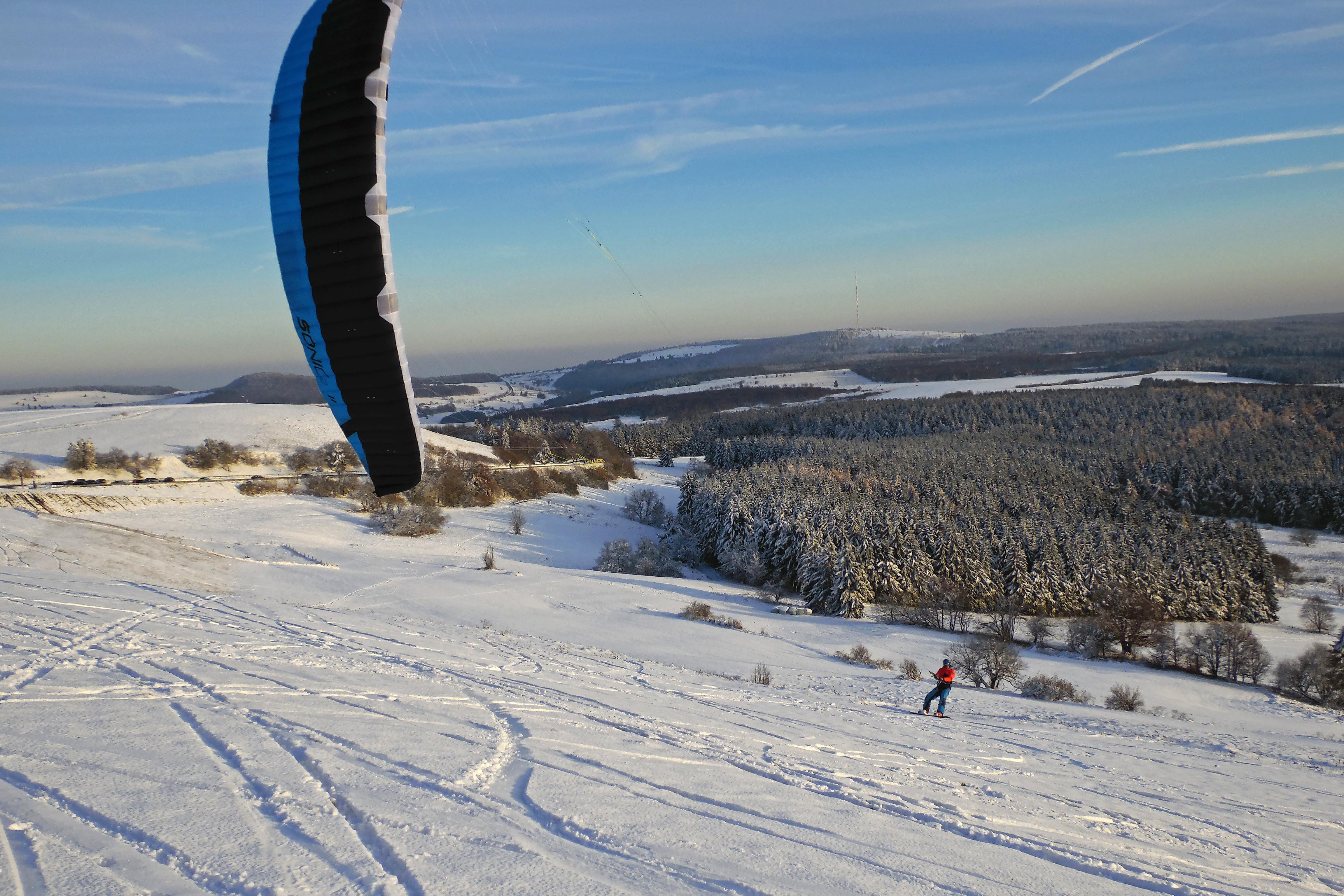 wasserkuppe-snowkite kitefeel