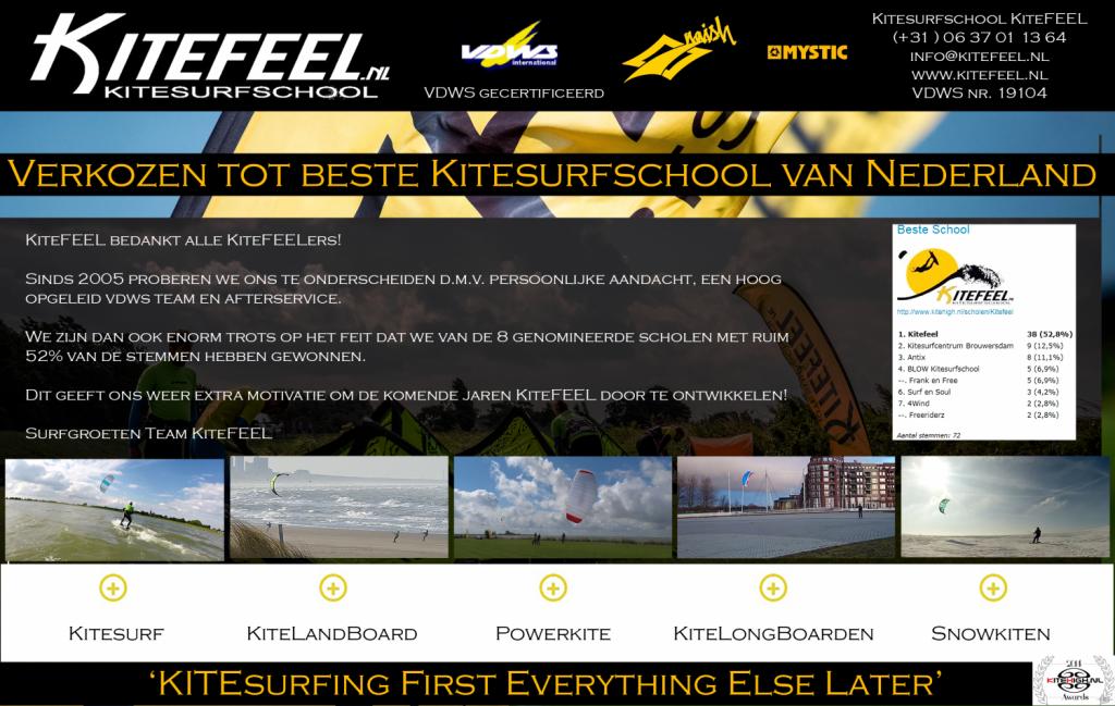 Beste-Kitesurfschool-Nederland-KiteFEEL