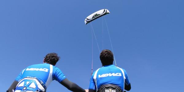KiteFEEL-Foil kitesurfschool