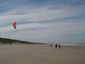 Kitesurfles Bakkum