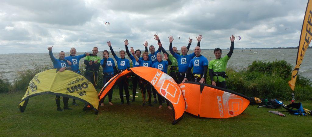 Kitesurfschool Noord-Holland