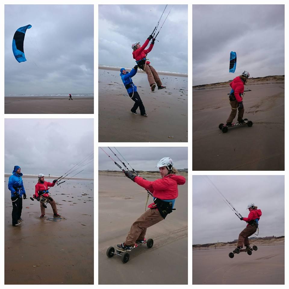 kitefeel-ijmuiderslag-noordholland-kitelandboard-les