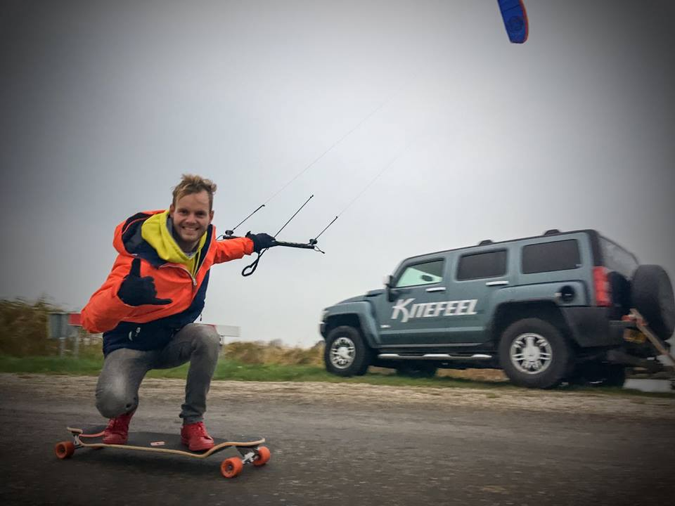 KiteFEEL-Stoked-Kitelongboard