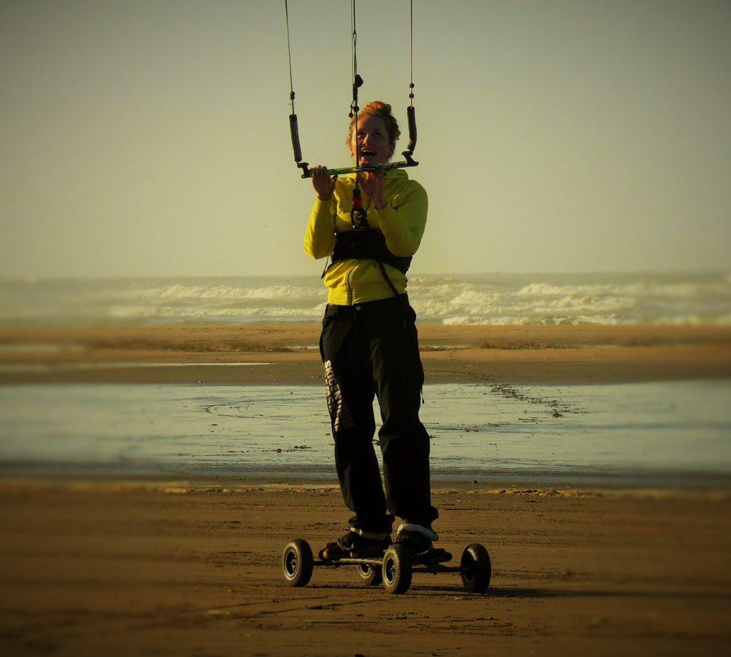 KiteFEEL-Kitelandboarding