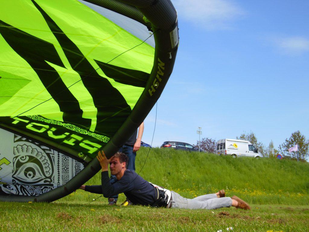 KiteFEEL-Self Rescue
