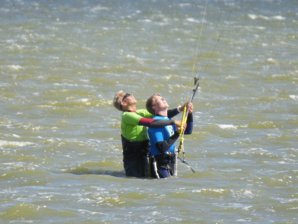 Kitesurfles-Schellinkhout