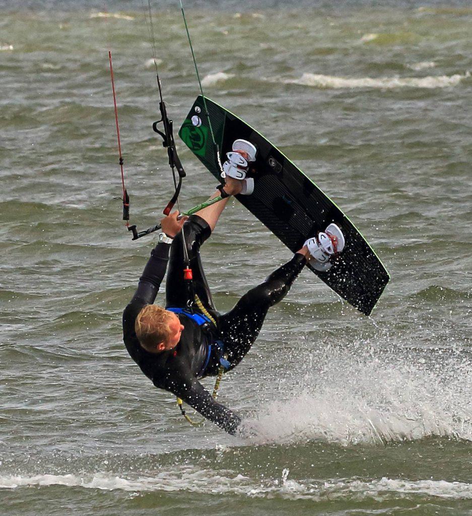 Stan Visser - kitefeel - kitesurfles