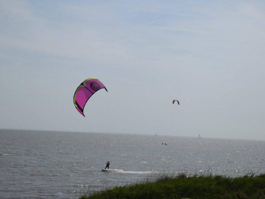 Kitesurfles-Noordholland
