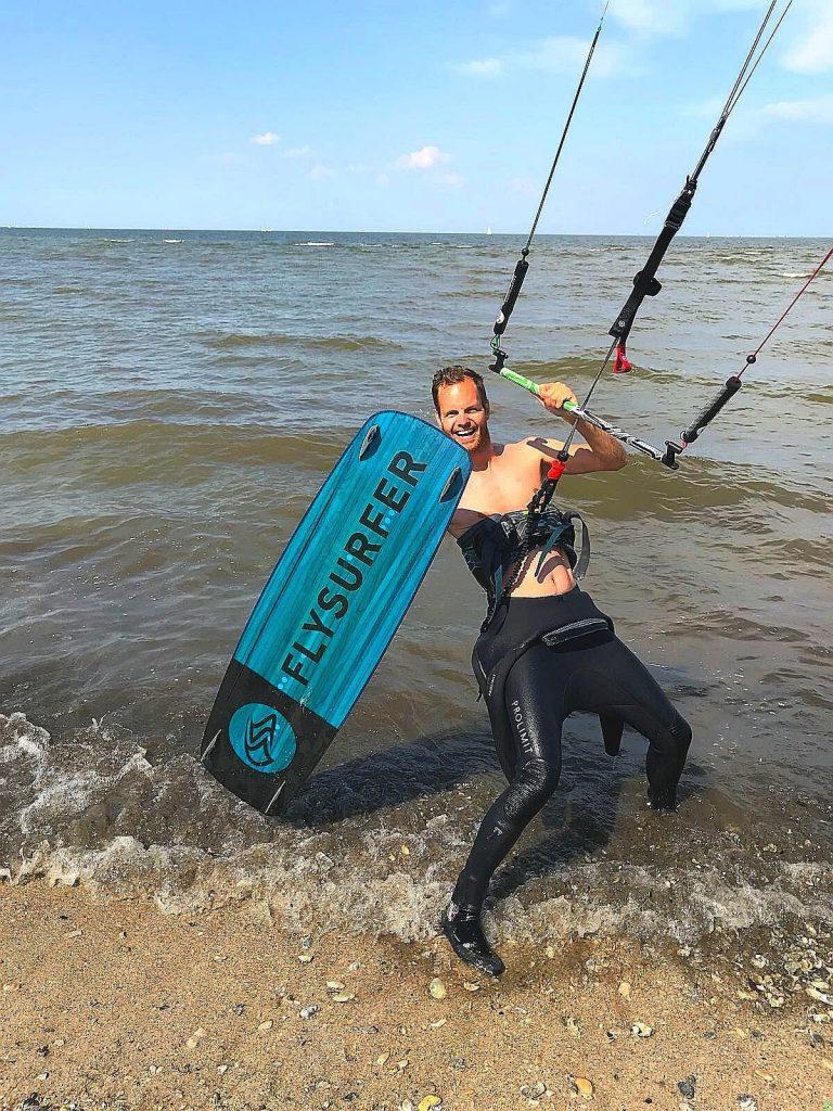Luijbe - KiteFEEL - Flysurfer - Radical6