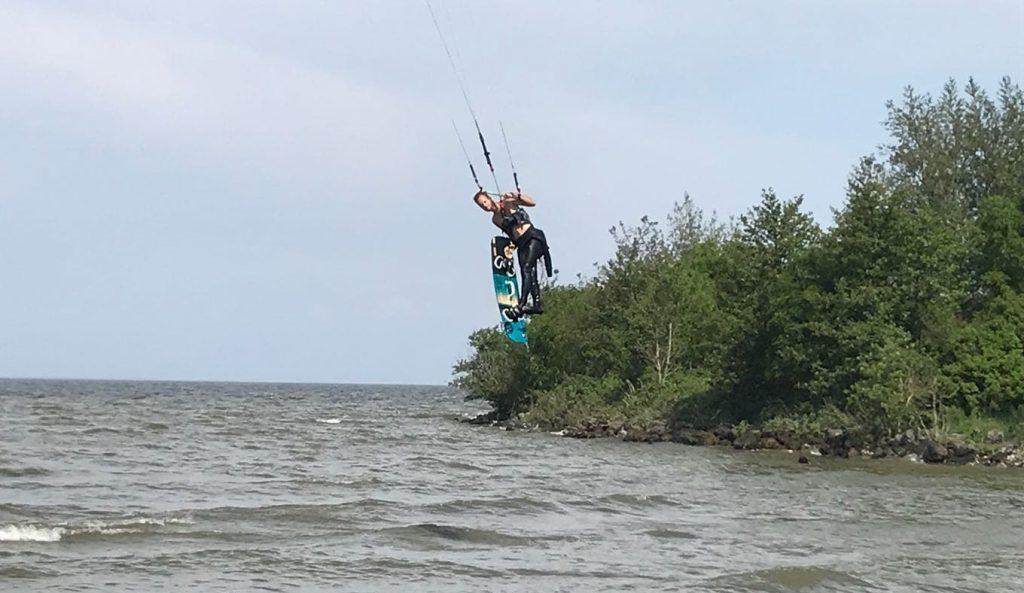 Kitesurfles - Noordholland