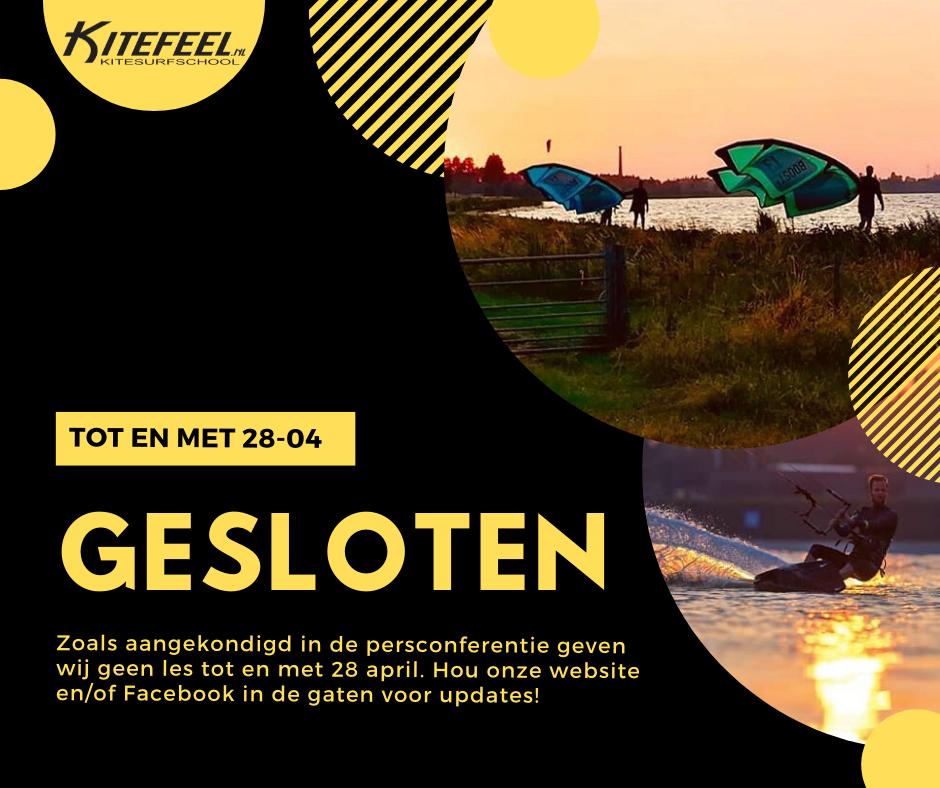Aankondiging KiteFEEL