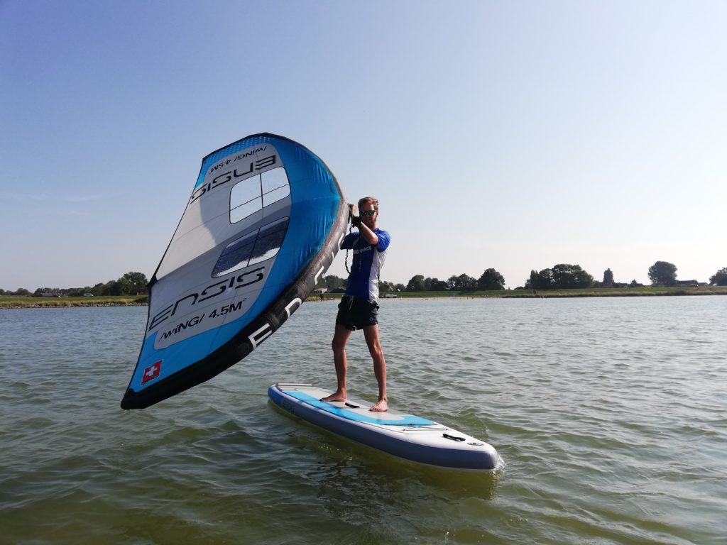 Wingsurfer-surfcenter kitefeel